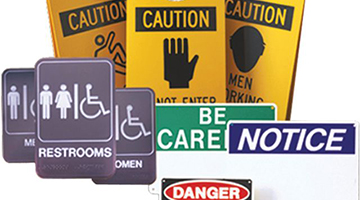 learning-center-safety-signs