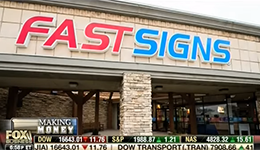 FASTSIGNS in the news